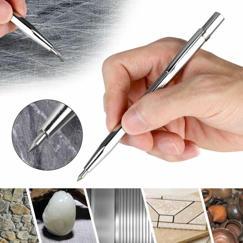 Portable Pocket Diamond Engraving Pen Glass Metal Wood Engraver Scribe Tool USA