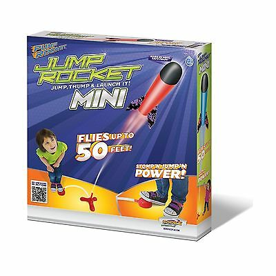 Geospace Jump Rocket Mini Set   Launcher With 3 Rockets Free Shipping