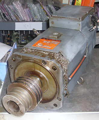 Mitsubishi Ac Spindle Drive Motor Sj-5.5 A Leadwell Mcv-550e Used Warranty