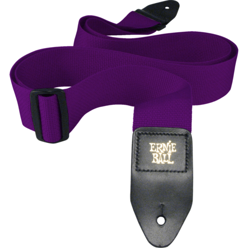 Купить Ernie Ball - Ernie Ball Purple Polypro Guitar Strap