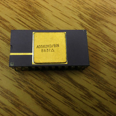 Ad562kdbin Converter Ics Manufacturer Analog Devices Inc.