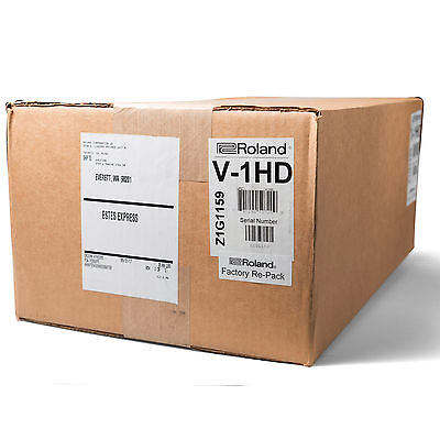 Roland V-1HD Portable 4 x HDMI Input Switcher (B-Stock)