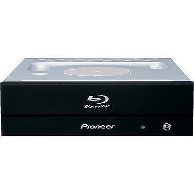 Pioneer BDR-S09XLT, Blu-ray-Brenner, schwarz