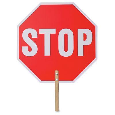 Tatco Signs - Tatco Handheld Stop Sign -