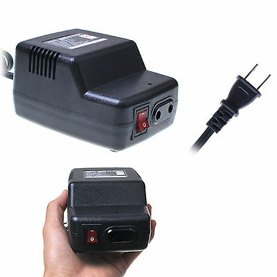 200W Hanil Mini Voltage Transformer Traveling Converter Step Up 110V to 220V