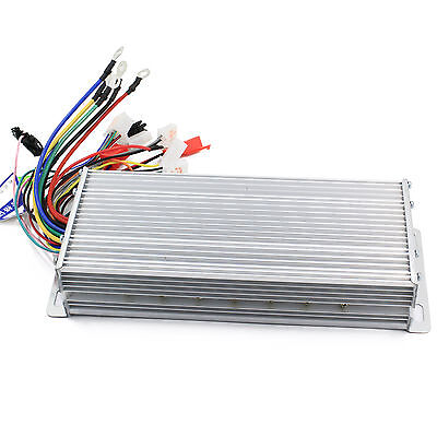 72V 1500W Electric Bicycle E-bike Scooter Brushless DC Motor Speed Controller