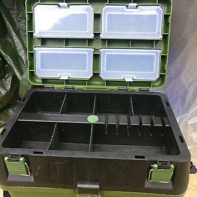 Used Fishing Tackle Seat Box