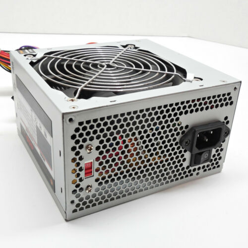 450W Thermaltake Power Supply PSU PC ATX / 20+4 Pin / 4+4 Pin CPU / 6 Pin PCIe