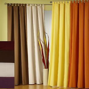 Gardinen-Vorhang-Schlaufenschal-Band-blickdicht-Typ117