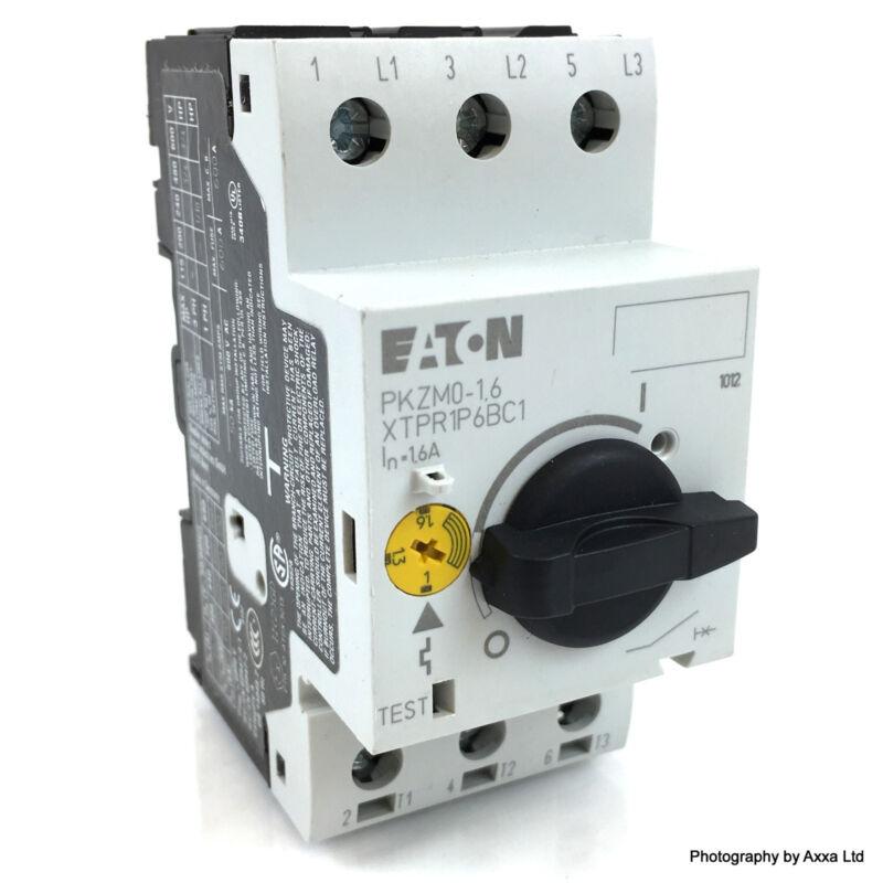 Motorschutzschalter PKZM0-1,6     1-1,6A, Moeller