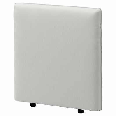 Ikea Vallentuna Cover for 80x80cm Back Rest - Ramna Light Grey 803.295.50