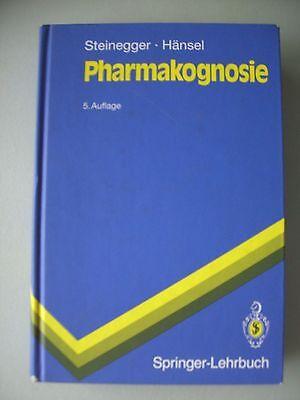 Pharmakognosie 1992 pflanzliche Arzneimittel Pflanzenfette Wachse Kohlenhydrate