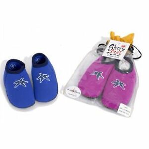 New Kids Childrens Boys Girls Slip On Water Shoes/Aqua Socks/Pool Beach, Sizes: , 5 Colors. Sport Running Fishing Surf Swimming Pool.