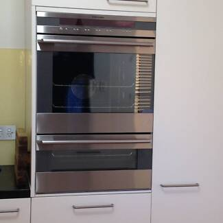 Electrolux double oven EUEE63CS Chatswood Willoughby Area Preview