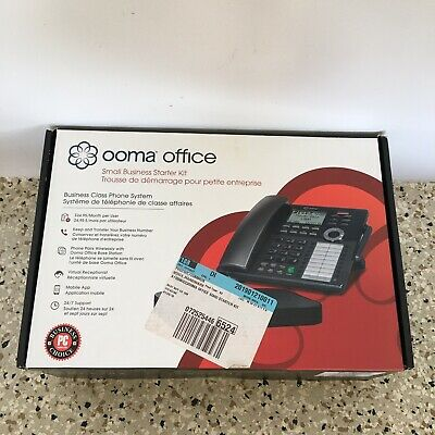 Ooma Office Small Business Phone System