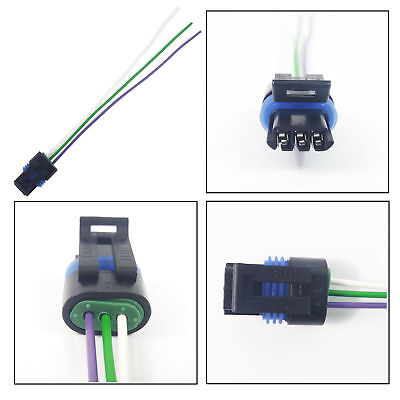 RENAULT FIAT INJECTION POTENTIOMETER WIRING HARNESS LOOM 3 PIN CONNECTOR