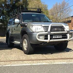 Toyota Prado Landcrusier 4x4 for sale - Sydney Woolloomooloo Inner Sydney Preview