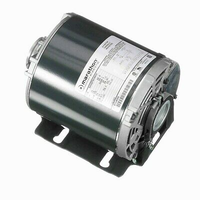 Marathon 4406 48y 5kh32fn5586x Carbonator Pump Motor 13 Hp 1800 Rpm 115 Vac