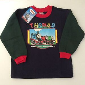 BRAND NEW THOMAS THE TANK ENGINE TOP AND PANTS SET Burwood Burwood Area Preview