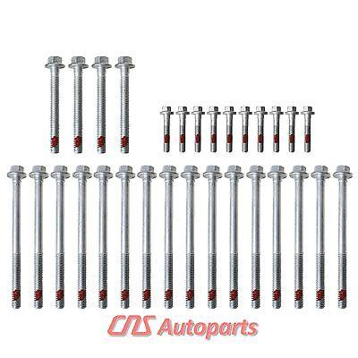 1st Design Cylinder Head Bolt Set GM Chevrolet 4.8L 5.3L 5.7L 6.0L OHV V8 (First Chevrolet V8)