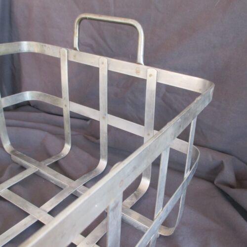 Restaurant Basket Industrial Modern Stainless Steel Heavy Duty Massachusetts