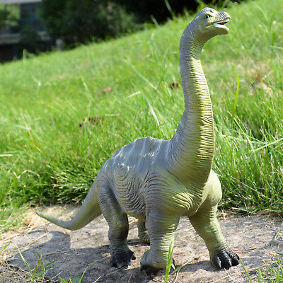 Realistic Dinosaur (Large Jurassic Brachiosaurus Dinosaur Toy Realistic Model Kids Birthday)