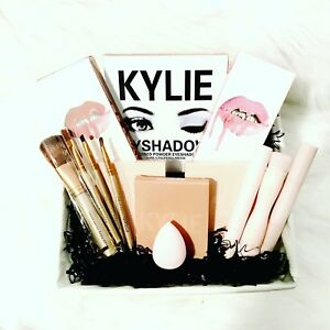 KYLIE COSMETICS , KKW MAKE-UP HOLIDAY GIFT BASKETS