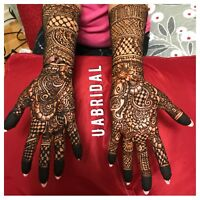 Bridal Parties and KarwaChaut Henna Mehendi