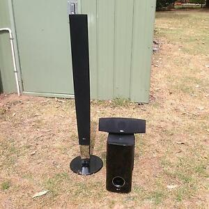 Free LG speakers Windsor Downs Hawkesbury Area Preview