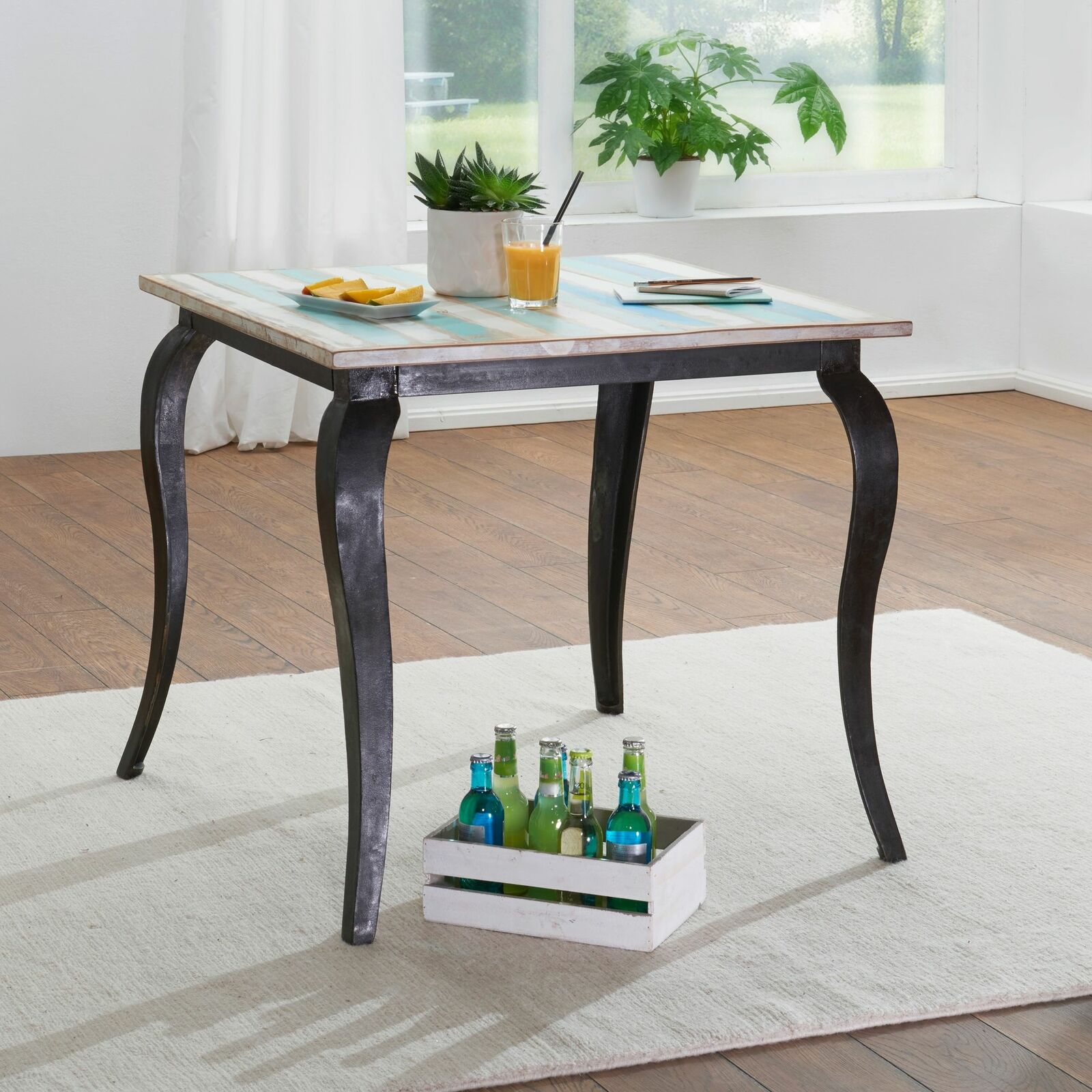 WOHNLING Esstisch LINA Massivholz Esszimmertisch Massivholztisch Küchentisch 15