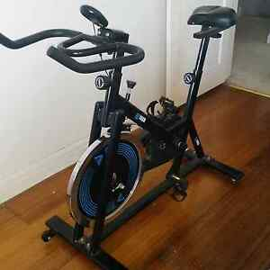 Spin Exercise Bike Hampton Bayside Area Preview
