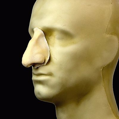 Rubber Wear Foam Latex Prosthetic - Character Nose #2 FRW-110 - Makeup - Prosthetic Nose