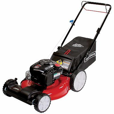 Craftsman 7.25 Just Check & Add Front Wheel Drive Self Propelled Lawn Mower 3in1