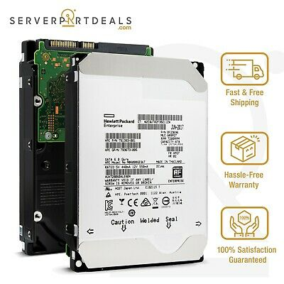 HP 791393-001 6TB 7.2K SATA 6Gb/s 128MB 3.5