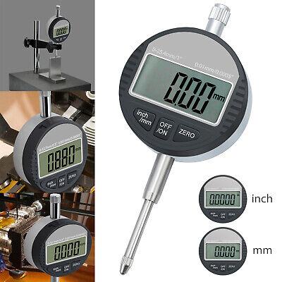 Digital Dial Test Indicator Dti 0.01mm.0005 Probe Gauge Range 0-25.4mm1
