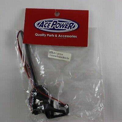 Clockwise Rotation Motor Set UDI U818A-1 U817A-4 Red LED Light Quadcopter Drone