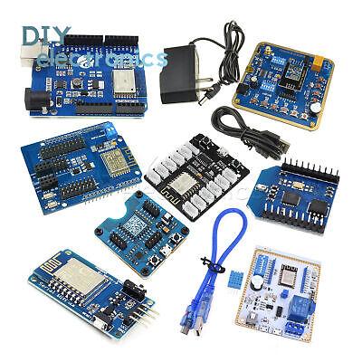 Esp8266 Serial Wireless Wifi Module Development Test Shield Board For Arduino Us