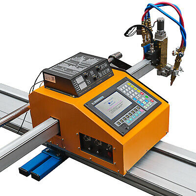 3 Axis Cnc Machine For Plasma Gas Flame Cutting 63x 98-236 Cutting Area