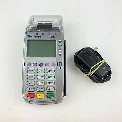Verifone Vx520 M252-753-03-naa-3 Dial Eth Credit Card Machine Power Supply Pos