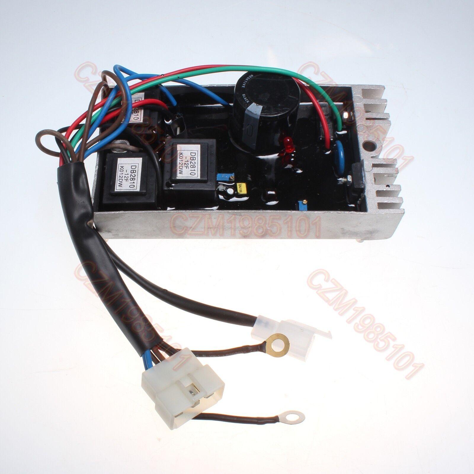 Voltage Regulator Ki Davr 150s3 For Kipor Kama 12 15 Kw Three Phases Wiring Diagram Generator