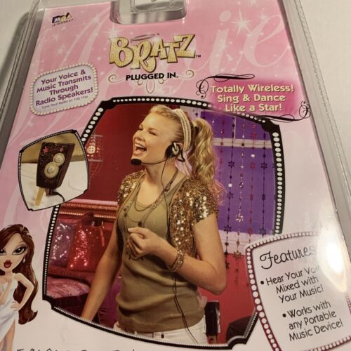 Bratz Rock Star Headset MGA Entertainment NEW In Packaging Sing And Dance GIFT - $23.99