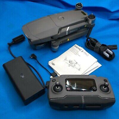 DJI Mavic 2 Pro Quadcopter Drone with Insignificant Controller Hasselblad Camera -Gray