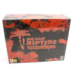 Dead Island Riptide Collectors Edition for PC by Techland, 2013, Sealed
