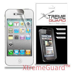 NEW-Apple-iPhone-4S-Invisible-LCD-Screen-Protector-Cover-Skin-by-XtremeGuard