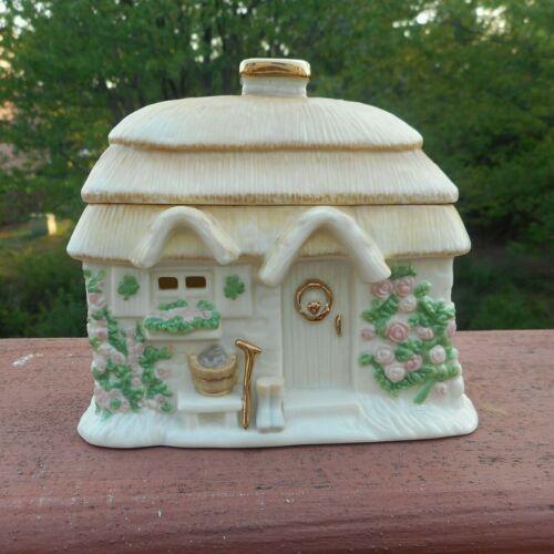 Lenox THE IRISH BLESSING MUSIC BOX House/Cottage