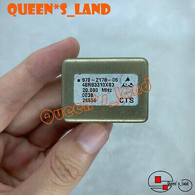 1 Cts 970-2178-06 20mhz 12v Ocxo Crystal Oscillator