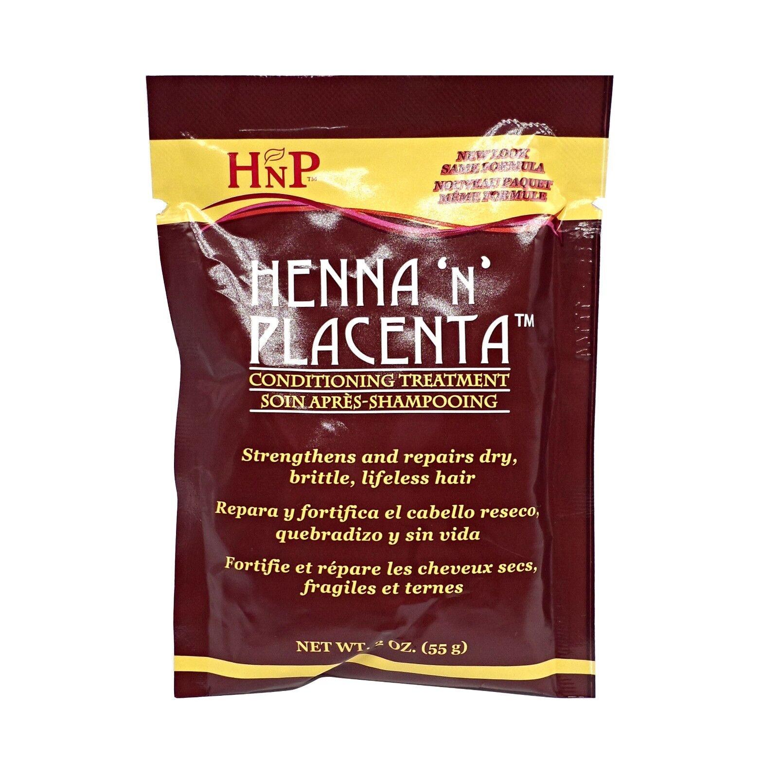henna placenta conditioning treatment