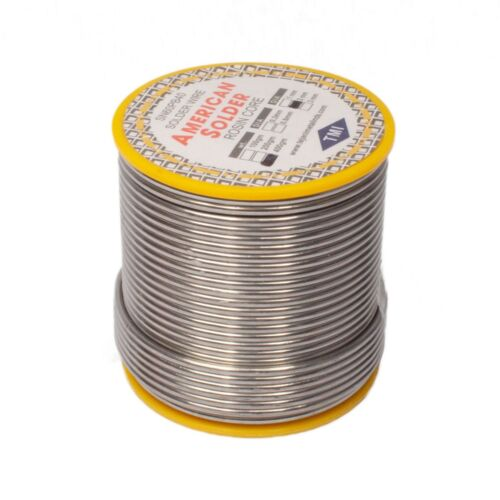 New 400G 2mm 60/40 Tin lead Solder rosin flux Wire Roll Soldering New