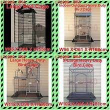 Bird Cages from $99 - $299 Rosewater Port Adelaide Area Preview