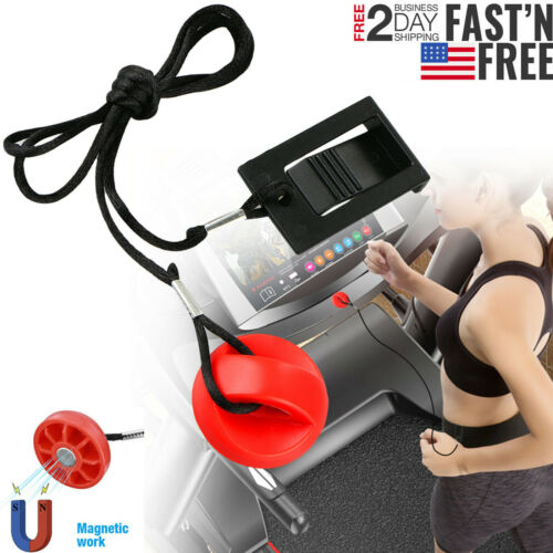 Universal Magnetic Treadmill Safety Key Security Lock Fit for ProForm & Weslo US